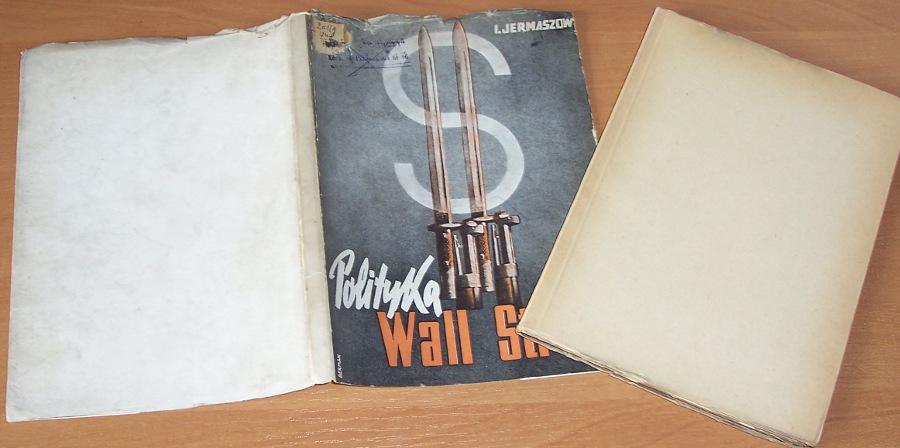 Jermaszow-I-Isaak-Izrailevic-Ermasev-Polityka-Wall-Street-Warszawa-Prasa-Wojskowa-1948