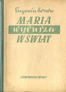 Kocwa Maria wyrusza w świat swiat 1946 wba0706