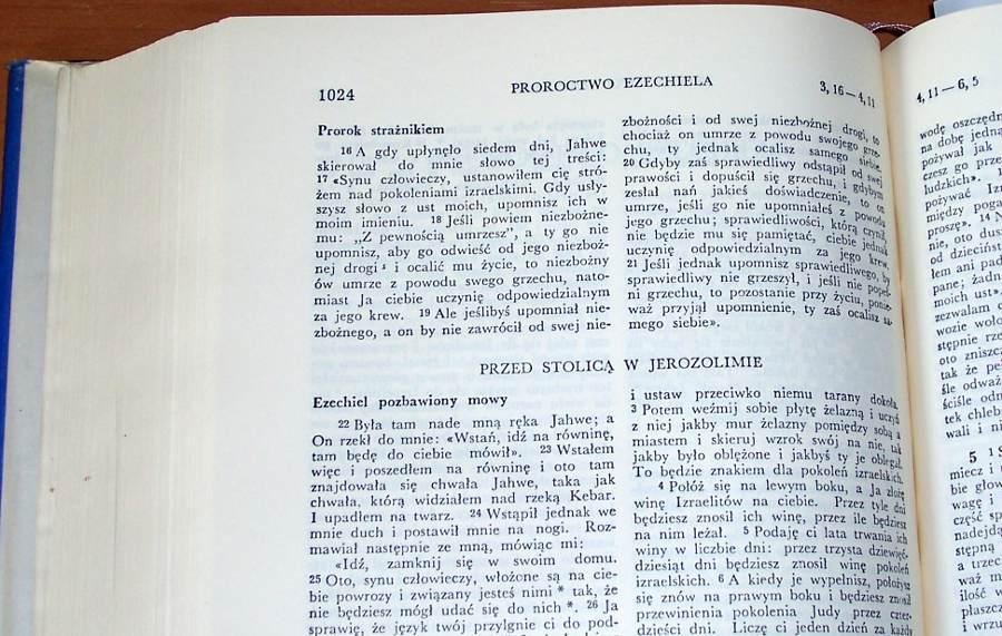 Pismo-swiete-Starego-i-Nowego-Testamentu-Biblia-Tysiaclecia-wydanie-pierwsze-Poznan-Warszawa-Wydawnictwo-Pallottinum-1965