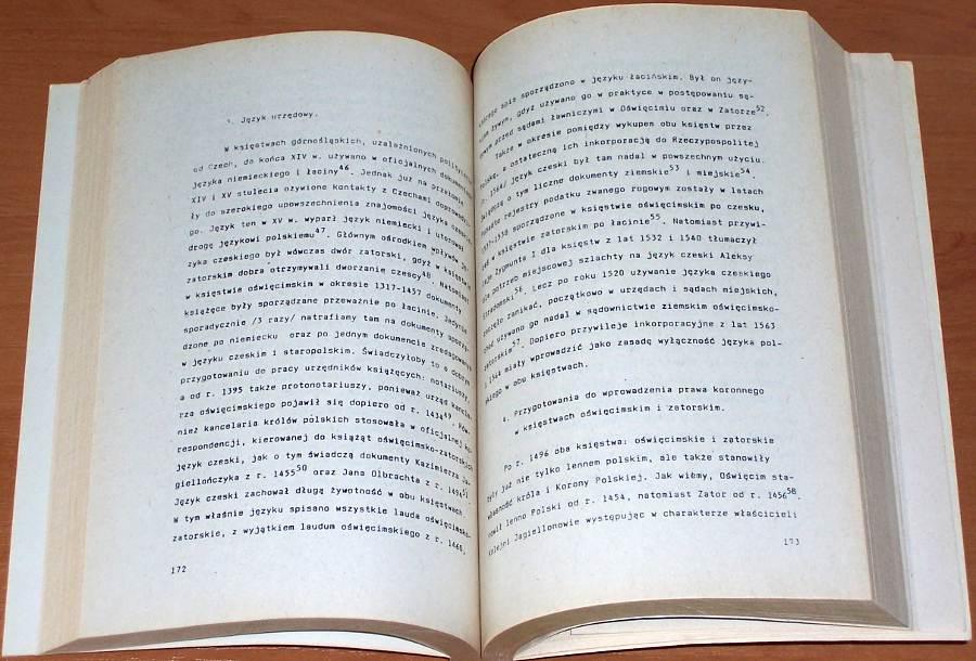 Nowakowski-Andrzej-Dzieje-ustroju-i-prawa-ksiestw-Oswiecimskiego-i-Zatorskiego-Bialystok-Filia-UW-1988