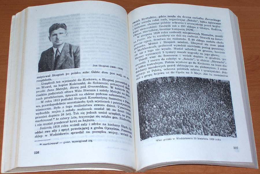 Libura-Innocenty-Z-dziejow-domowych-powiatu-Gaweda-o-ziemi-rybnickiej-Opole-Instytut-Slaski-1984-Rybnik