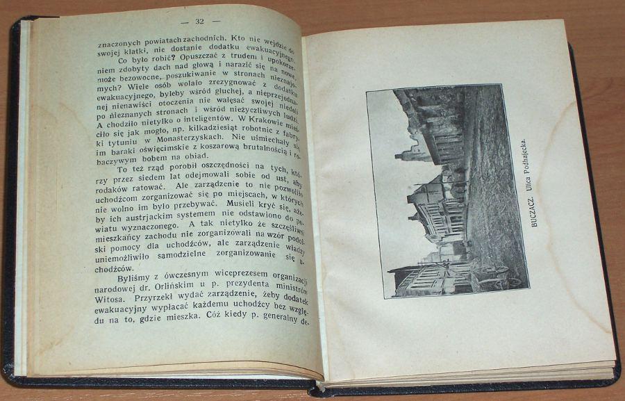 Zamorski-Jan-Z-krainy-ruin-tyfusu-i-niedoli-Warszawa-Sklad-gl-w-Ksiaznicy-Polskiej-T-N-S-W-1922-Podole-Tarnopol-Buczacz