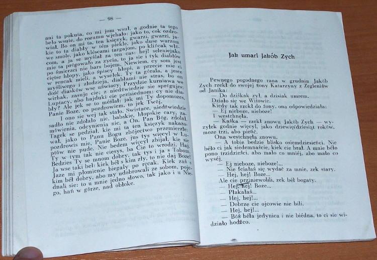 Tetmajer-Kazimierz-Przerwa-Na-Skalnym-Podhalu-Wybor-opowiadan-Rzym-Polska-YMCA-przy-APW-Armia-Polska-na-Wschodzie-1946