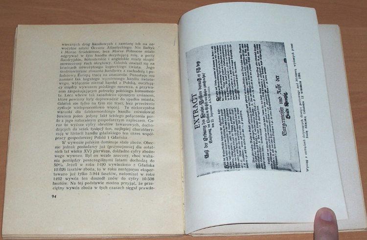 Pelczar-Marian-Polski-Gdansk-Biblioteka-Miejska-1947-Danzig