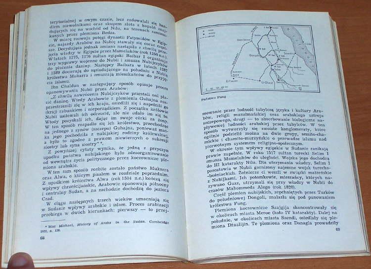 Skuratowicz-Witold-Sudan-Warszawa-PWN-Panstwowe-Wydawnictwo-Naukowe-1965-Afryka